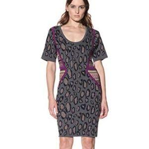 Cut25 by Yigal Azrouël Merino Wool Casual Dress
